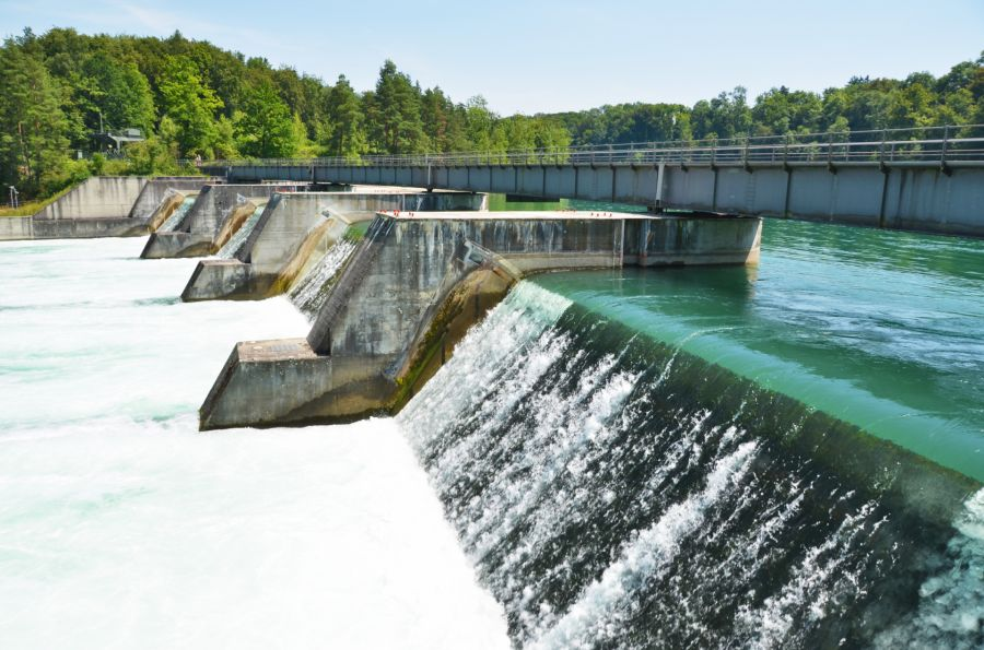Hydropower and geo-energy