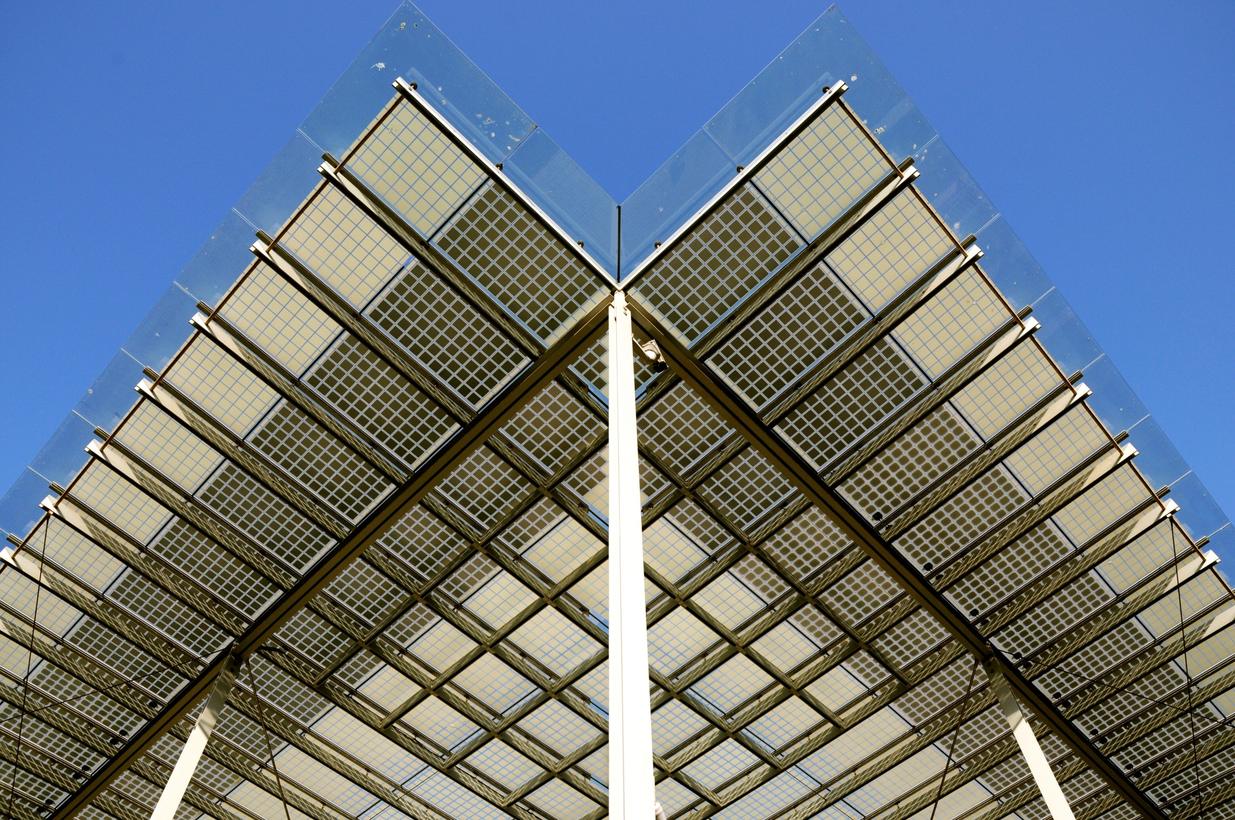 Solar cells integrated directly into the building envelope open up new architectural possibilities.